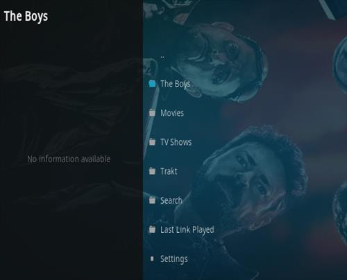 How To Install The Boys Kodi Addon Overview