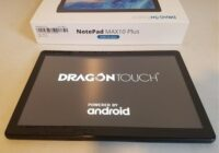 Review Dragon Touch MAX10 Plus 10 Inch Tablet Full HD QLED Display