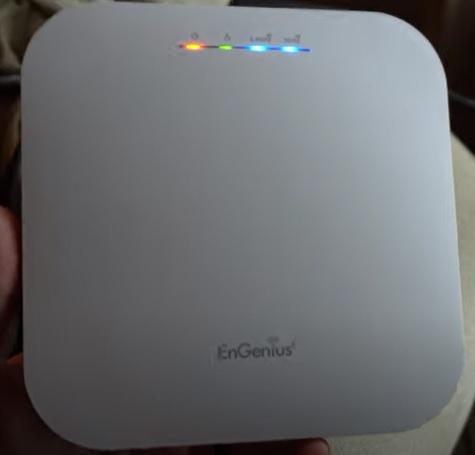 Best 802.11AX WiFi 6 Access Point EnGenius EWS357AP