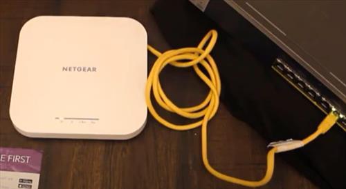 Best 802.11AX WiFi 6 Access Points NETGEAR AX1800