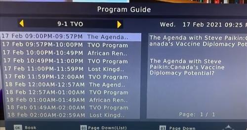 Best OTA TV Converter Box with DVR Mediasonic Homeworx Program Guide