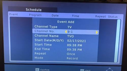 Best OTA TV Converter Box with DVR Mediasonic Homeworx Record Options