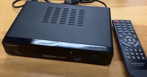Best OTA TV Converter Box with DVR Mediasonic Homeworx