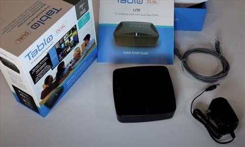 Best OTA TV Converter Box with DVR TABLO DUAL LITE DVR