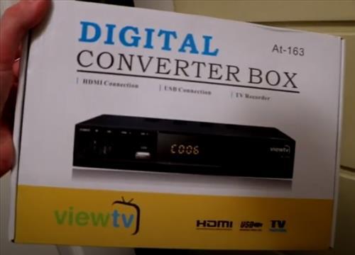 Best OTA TV Converter Box with DVR ViewTV AT-163