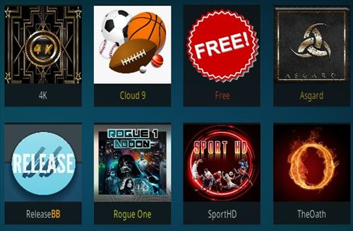 Best Working Kodi Addon List April 2021
