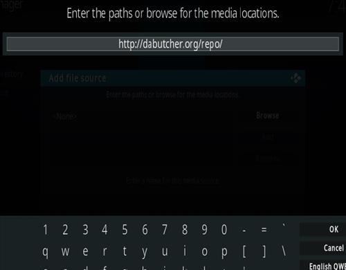 How To Install Add That Source Kodi Addon Step 5