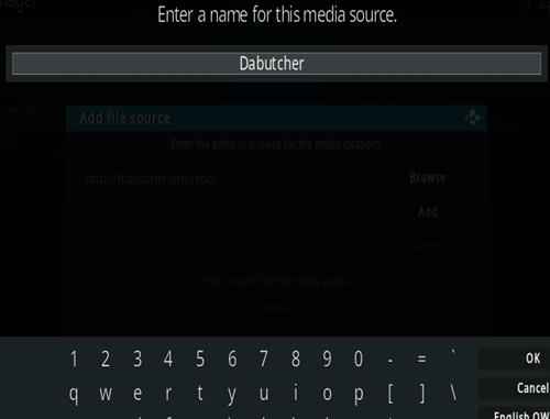 How To Install Add That Source Kodi Addon Step 6