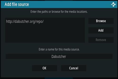 How To Install Add That Source Kodi Addon Step 7