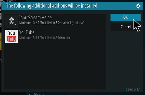 How To Install Butter Fingers Movies Kodi 19 Addon Step 19