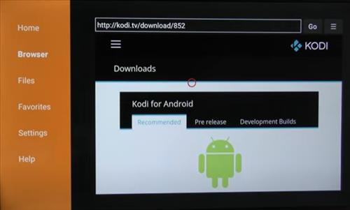 How To Install Kodi 19 Matrix to a Fire TV Stick Step 15