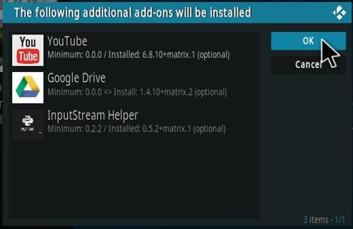 How To Install Q Continuum Kodi Addon Step 19