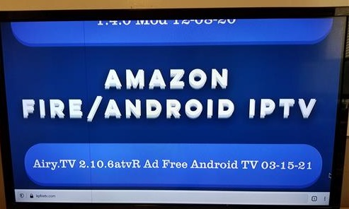 How To Install Tea Sports Live App (APK) to an Android Devices Fire TV Stick Step 2