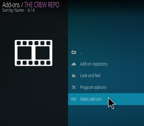 How To Install The Crew Sports Kodi Addon Step 16