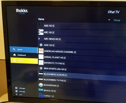 How To Install and Setup Rokkr for Live TV Overview