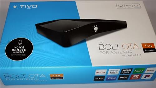 How to Record Over-The-Air TV Shows from an Antenna TiVo Bolt