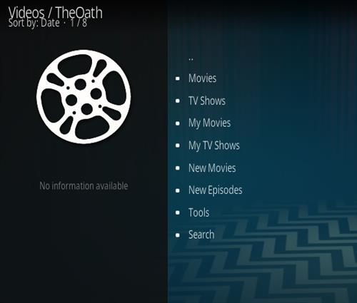 Step by Step Guide To Kodi and Streaming Movies or TV Shows the Oath 2