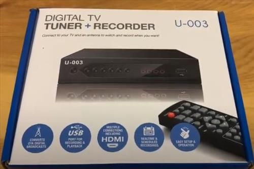 What is an OTA TV Box with DVR
