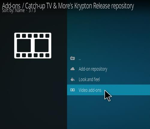 How To Install Catch-Up TV Kodi Addon Step 16