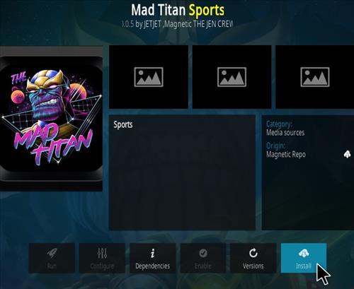 How To Install Mad Titan Sports Kodi Addon Step 18