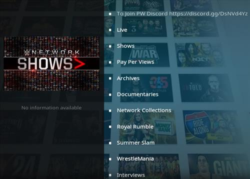How To Install Purely Wrestling Kodi Addon Overview