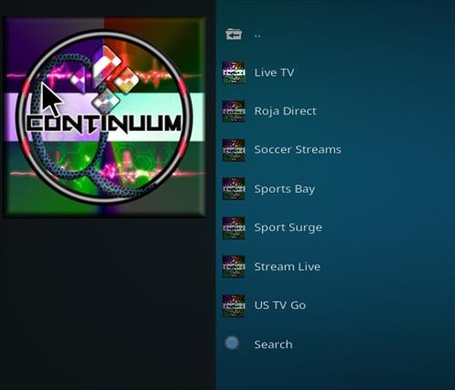 How To Install Q Sports Continuum Kodi Addon Overview