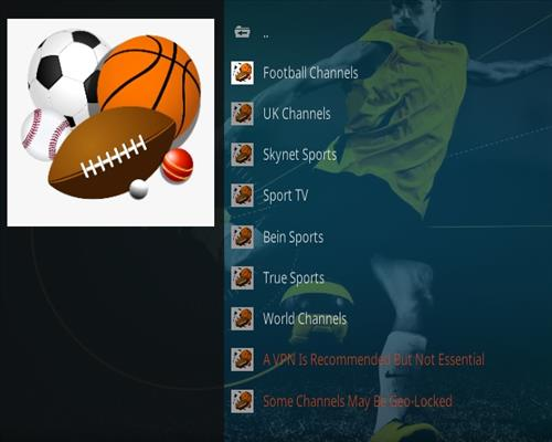 How To Install Simple Sports Kodi Addon Overview