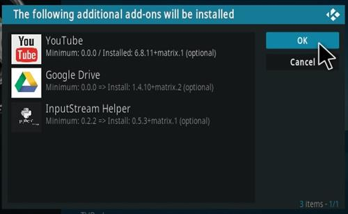 How To Install Subs Movies.Club Kodi Addon update V7 Step 19