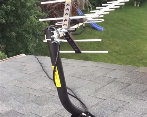 How To Install a Digital TV Antenna and Watch Free Over the Air TV Antenna Installation