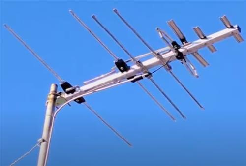 How To Install a Digital TV Antenna and Watch Free Over the Air TV Channels TV Antenna