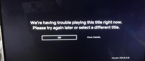 Fixes When Netflix is Not Working on a Roku Error Code