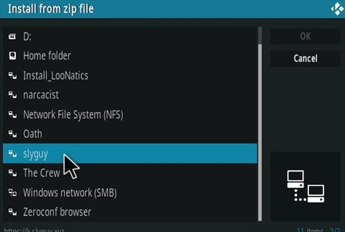 How To Install 7Plus Kodi Add-on Step 11