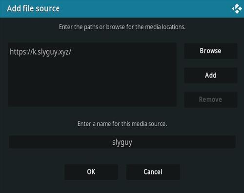 How To Install 7Plus Kodi Add-on Step 7