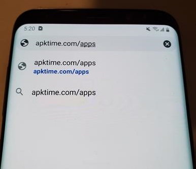 How To Install APK-Time on an Android TV Box or Smartphone Step 1