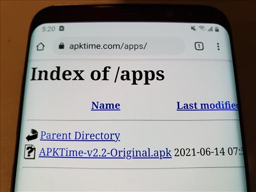 How To Install APK-Time on an Android TV Box or Smartphone Step 2