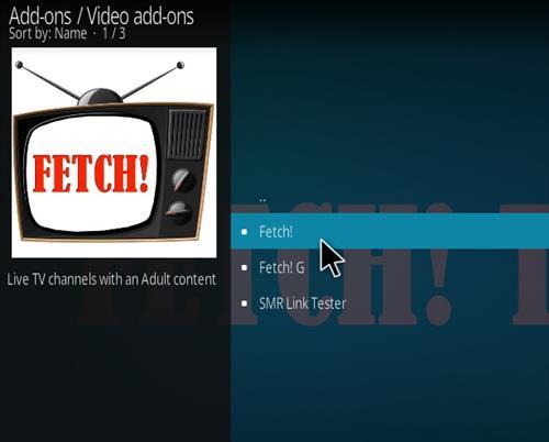 How To Install Fetch! Kodi Addon Step 18