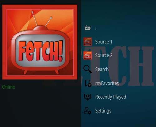 How To Install Fetch! V2 Kodi Add-on Overview