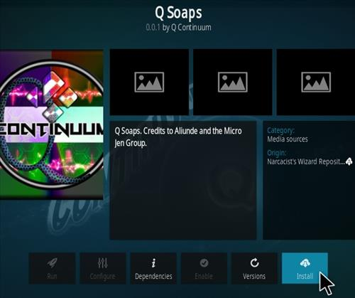 How To Install Q Soaps Kodi Addon Step 18