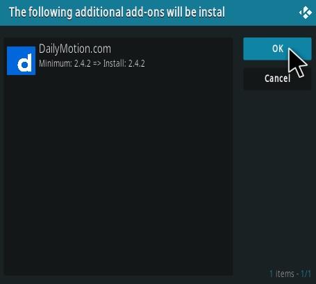 How To Install Q Soaps Kodi Addon Step 19