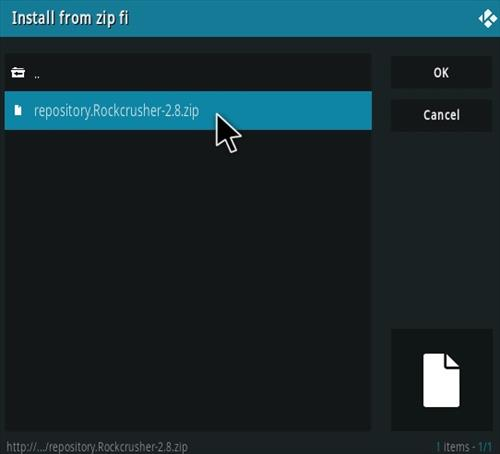 How To Install Strike's AllSportz Recaps Kodi Add-on Ver 28 Step 12