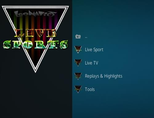 How To Install TvNSports Kodi Add-on Overview