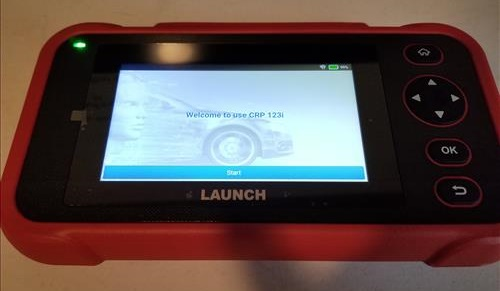 Review LAUNCH Creader123i OBD2 Code Scan Tool with ABS and SRS Boot