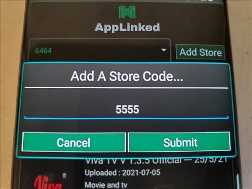 Best Working AppLinked Codes List 5555