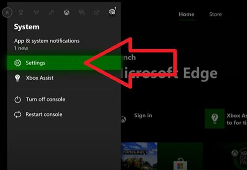 Fixes When You Can Not Connect to Xbox Live Step 1