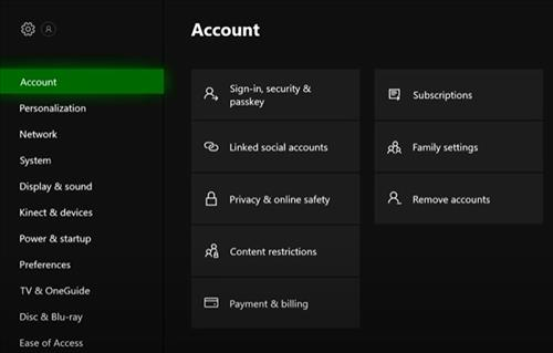 Fixes When You Can Not Connect to Xbox Live Step 2
