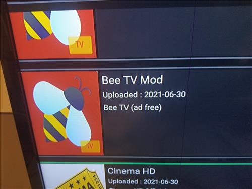 How To Install Bee TV Android APK On a Fire TV Stick Step 21