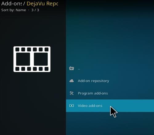How To Install DejaVu Kodi Addon Kodi 19 Matrix Compatible Step 16