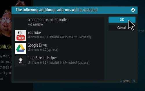 How To Install Land Of Confusion Kodi Add-on Step 20