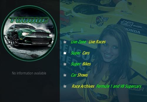 How To Install Torque Lite Kodi Add-on Overview