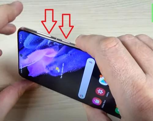 How To Turn Off Galaxy S21 Button 7